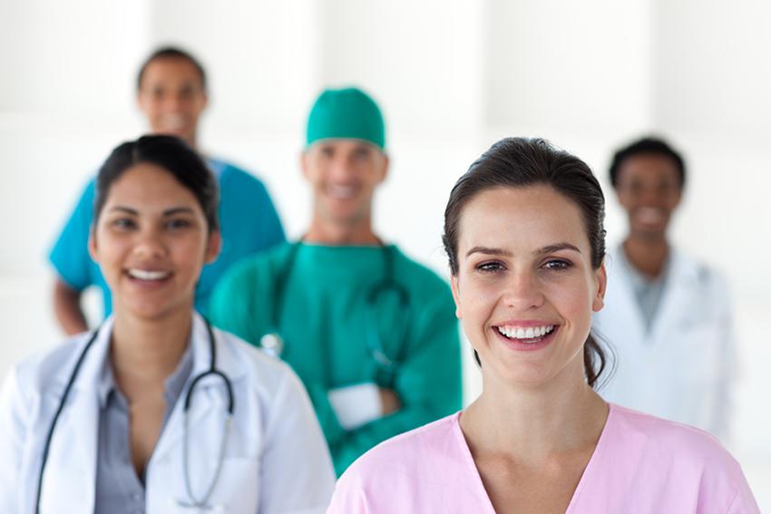 Examinierte Krankenschwester examinierter Krankenpfleger (GFB)